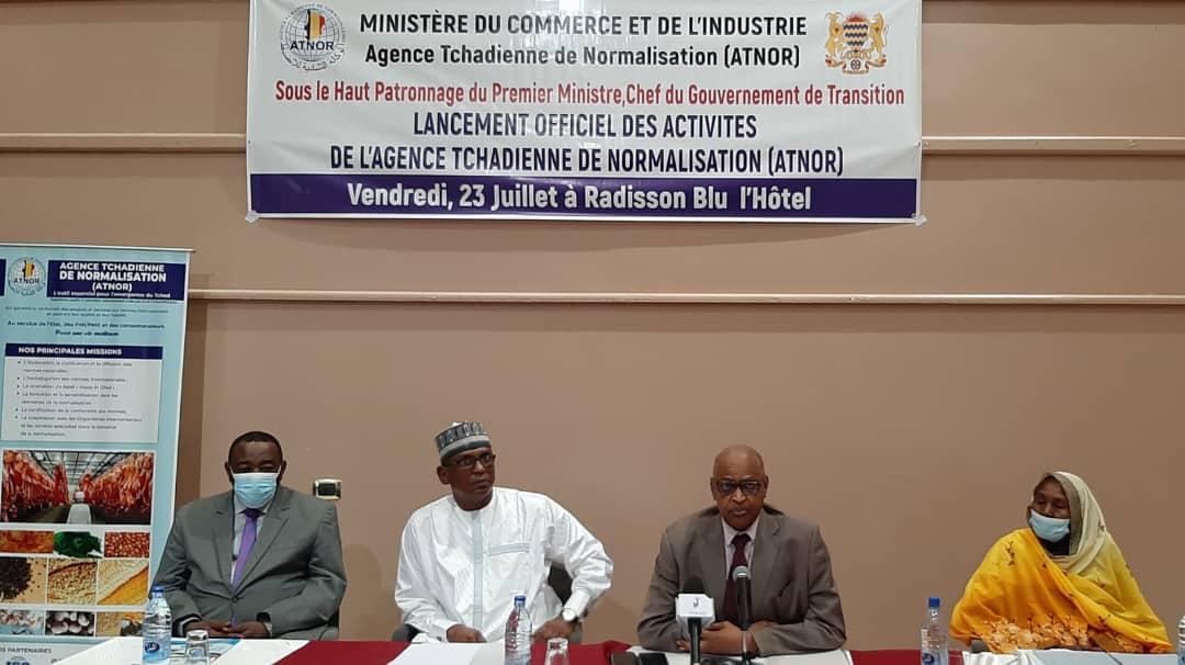 Tchad : l'ATNOR lance ses activités pour une émergence du commerce à l'international