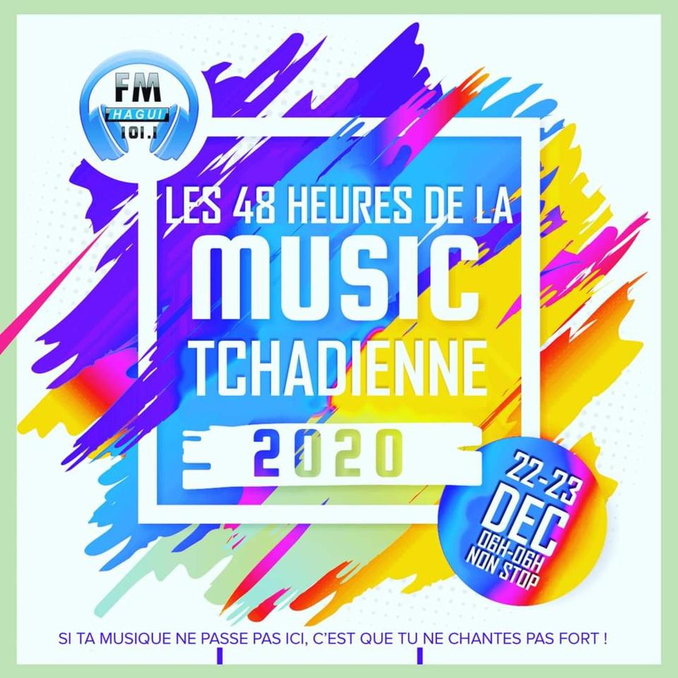 Retour sur les 48 heures de la musique tchadienne sur FM Hagui