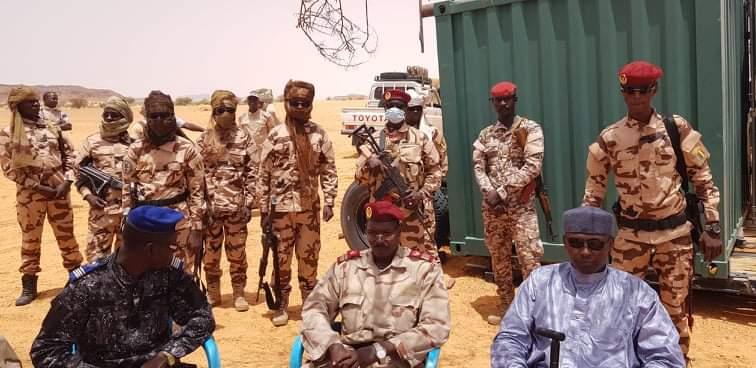 Tchad : destruction des mines et restes d'engins explosifs près de Fada