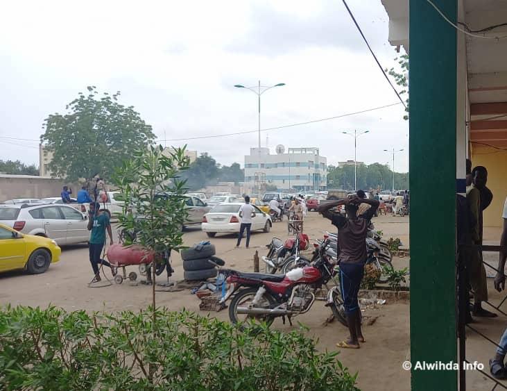 N'Djamena : incidents et tirs de gaz lacrymogène à la Rue de 40