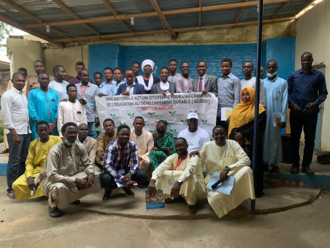 Tchad : l'engagement citoyen de la jeunesse au centre d'un débat à Abéché