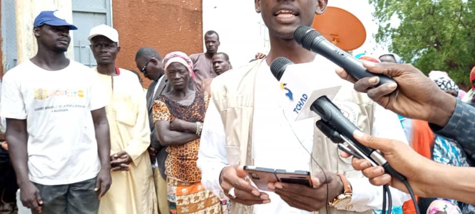 Tchad : le CJPA remet du matériel pour booster la production agricole à Massenya