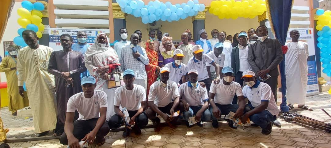 Tchad : l'ONAPE ouvre un bureau annexe à Goudji pour faire face au chômage
