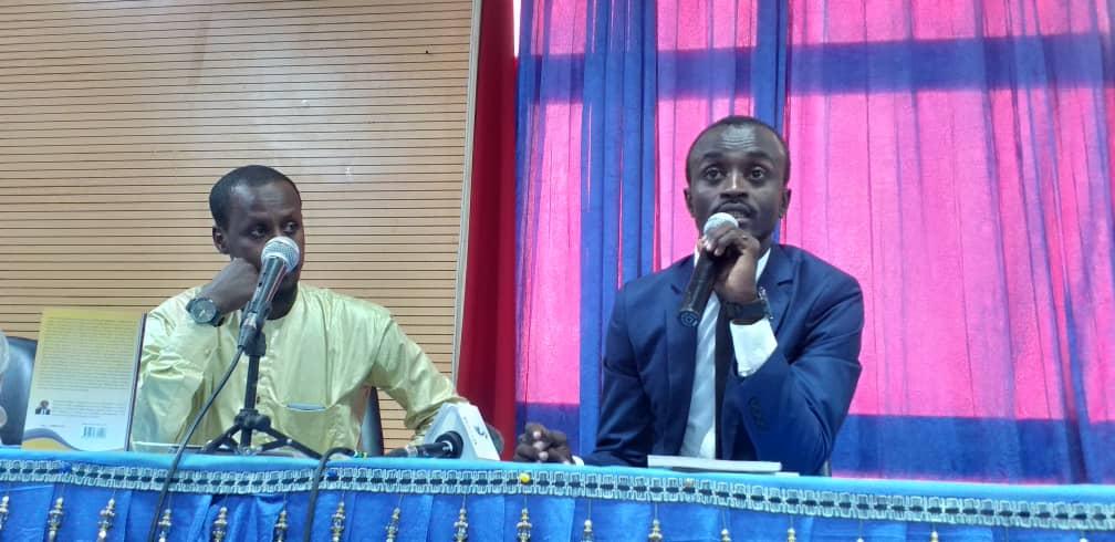 """Tchad : l'auteur Youssouf Allafouza présente son livre """"une tragédie au pays Wanga"""""""