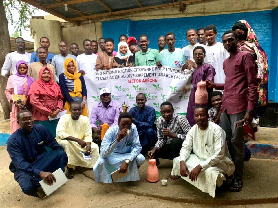 """Tchad : les jeunes partagent leurs expériences entrepreneuriales au """"Café Amdaradir"""" d'Abéché"""