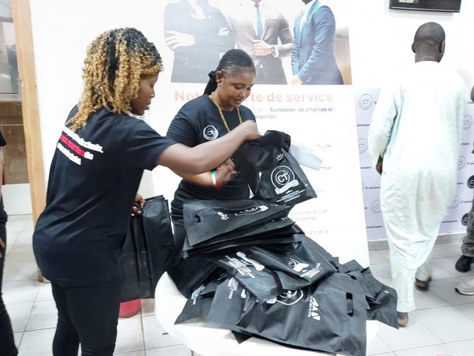 """Tchad : la banque UBA célèbre le 5e anniversaire de sa philosophie """"Costumer First"""""""