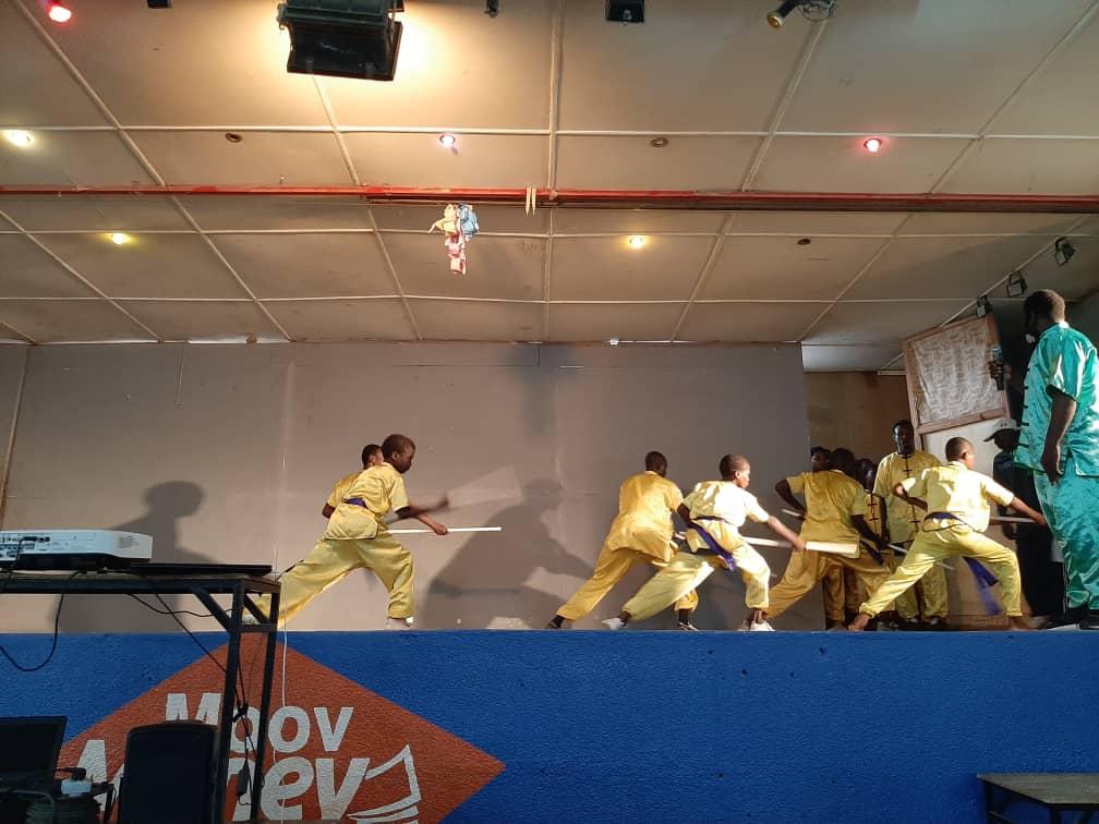 Tchad : 6 ans d'existence pour le club Kung-fu am et un film d'action pour l'occasion