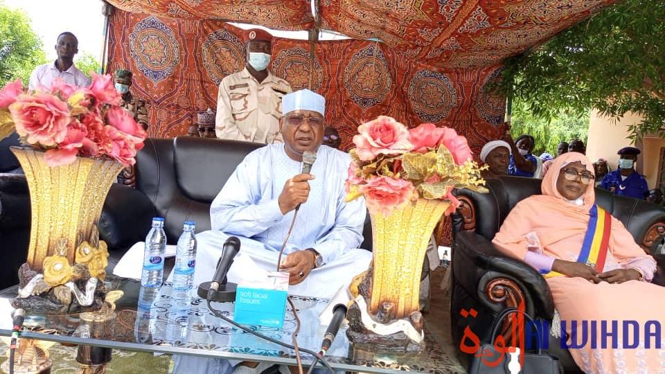 N'Djamena : le délégué du gouvernement sillonne les communes d'arrondissement