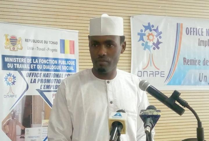 Emploi des jeunes au Tchad : entretien avec le directeur général de l'ONAPE