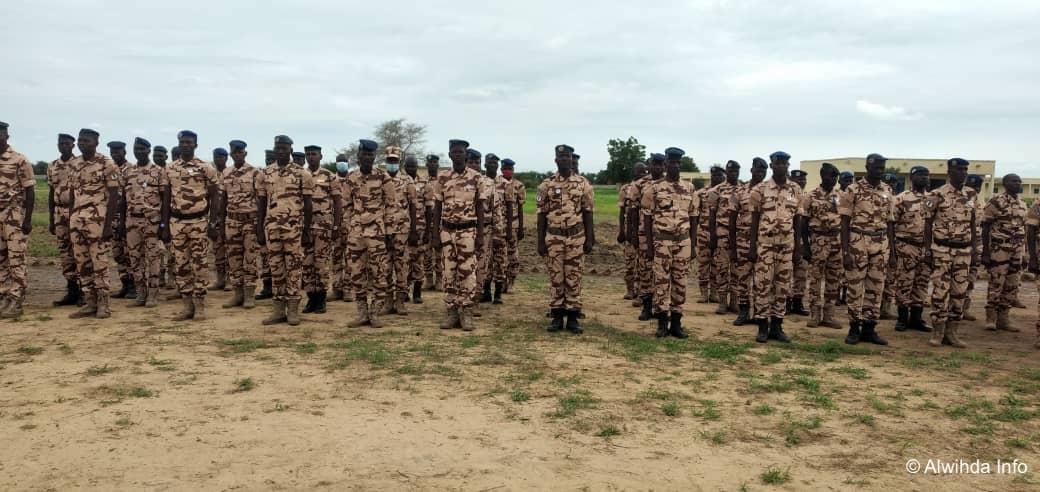 Tchad : la gendarmerie boucle la formation de 170 auxiliaires de justice