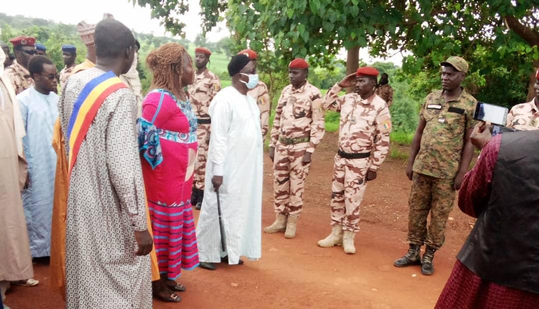 Tchad : le nouveau préfet du département des Monts de Lam installé
