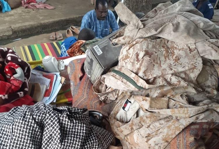 Tchad : postes anarchiques dans les marchés, le directeur de la gendarmerie met de l'ordre
