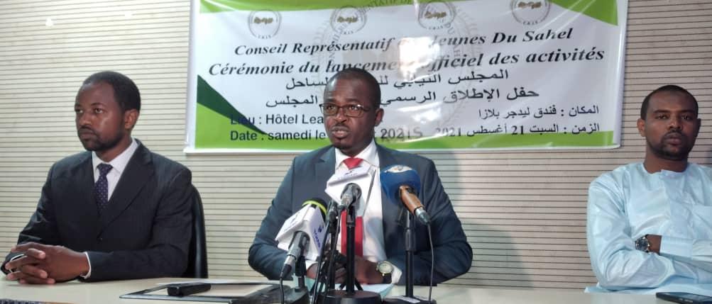 Tchad : le Conseil représentatif des jeunes du Sahel lance ses activités