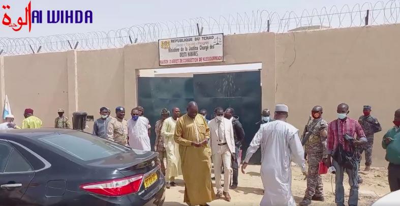Tchad : 2 détenus de la maison d'arrêt de Klessoum admis d'office au baccalauréat