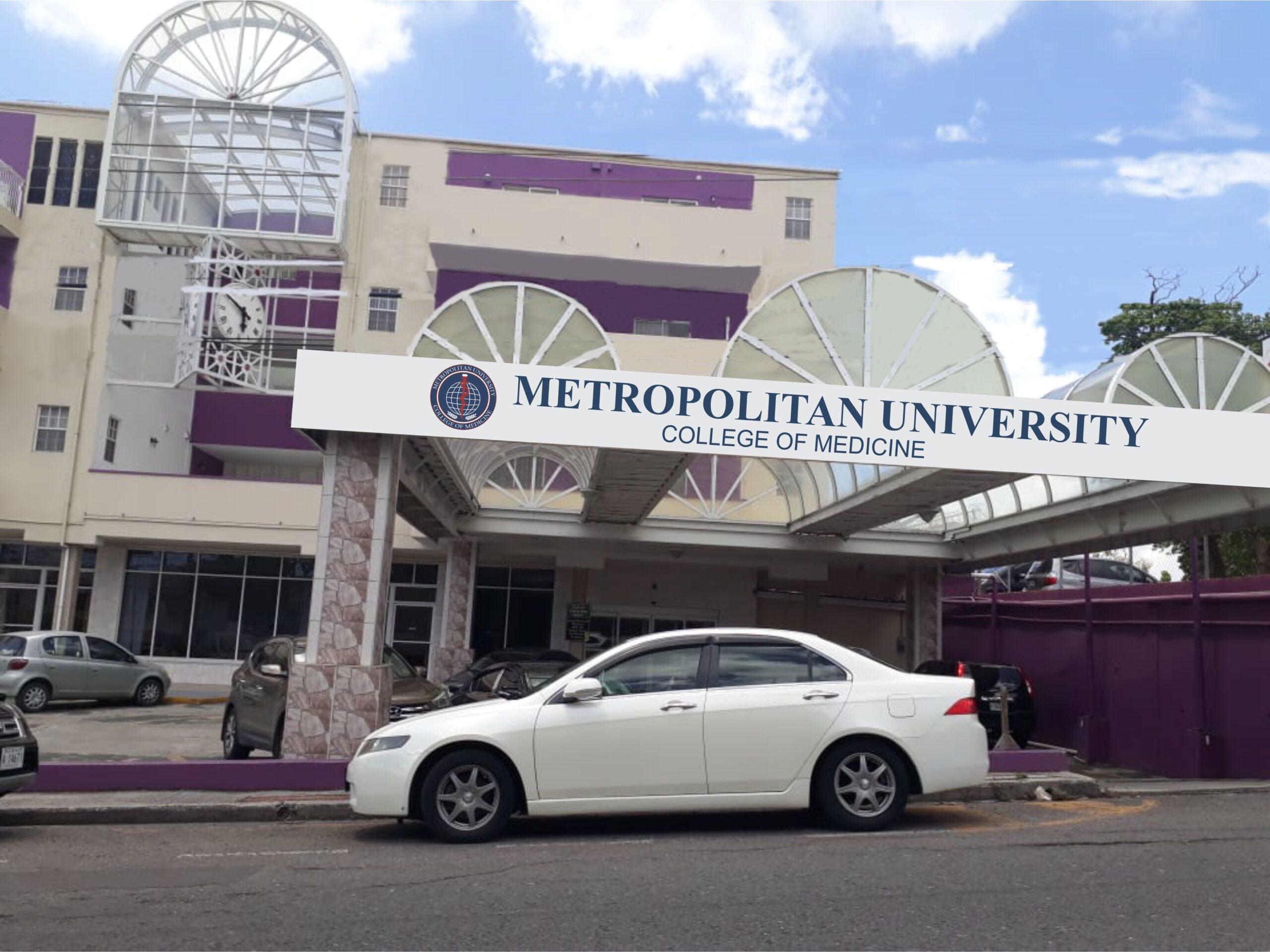 Metropolitan University College of Medicine annonce des bourses d'études allant jusqu'à 50%. ©DR