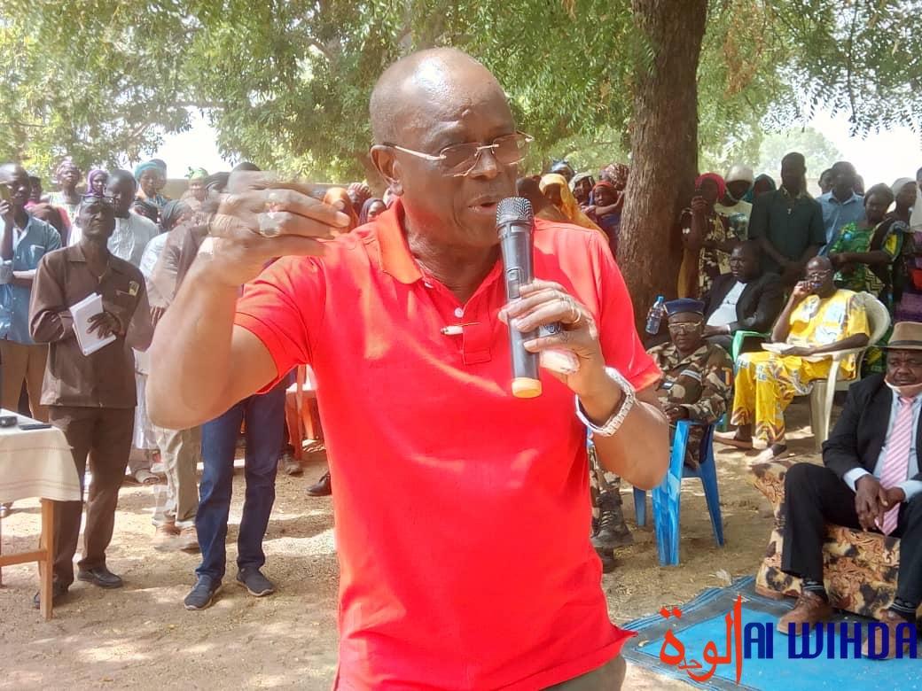 Tchad : une coupe de football dans la Nya, sponsorisée par l'ex-PM Nadingar