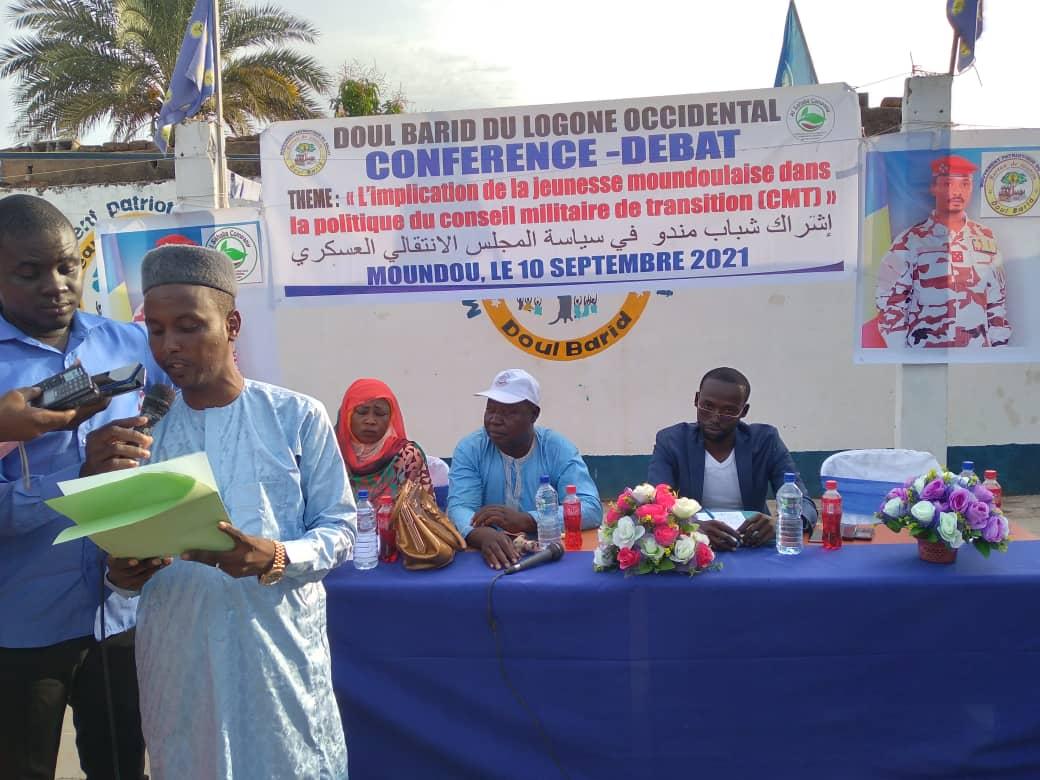 """Tchad : """"Doul Barid"""" initie un débat à Moundou sur l'implication de la jeunesse"""