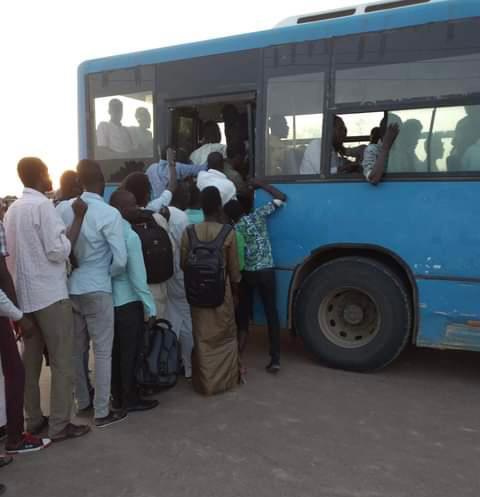 Tchad : les bus de transport des étudiants dans un état d'amortissement