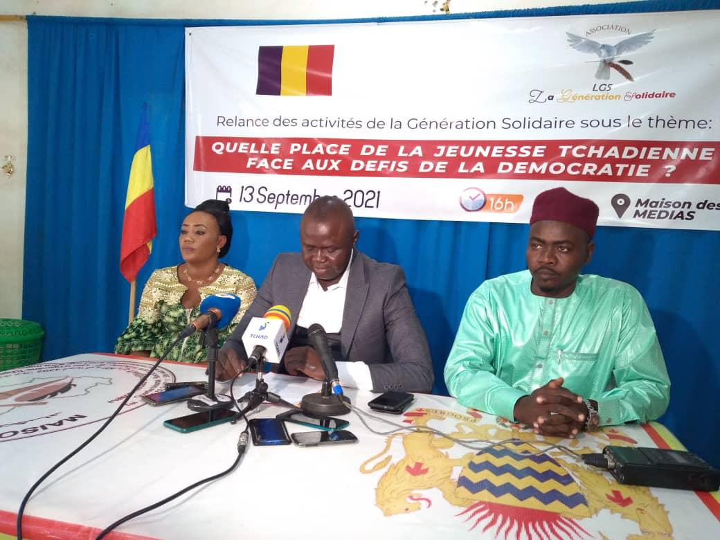 Tchad : Génération solidaire demande au CMT d'impliquer la jeunesse dans la gestion