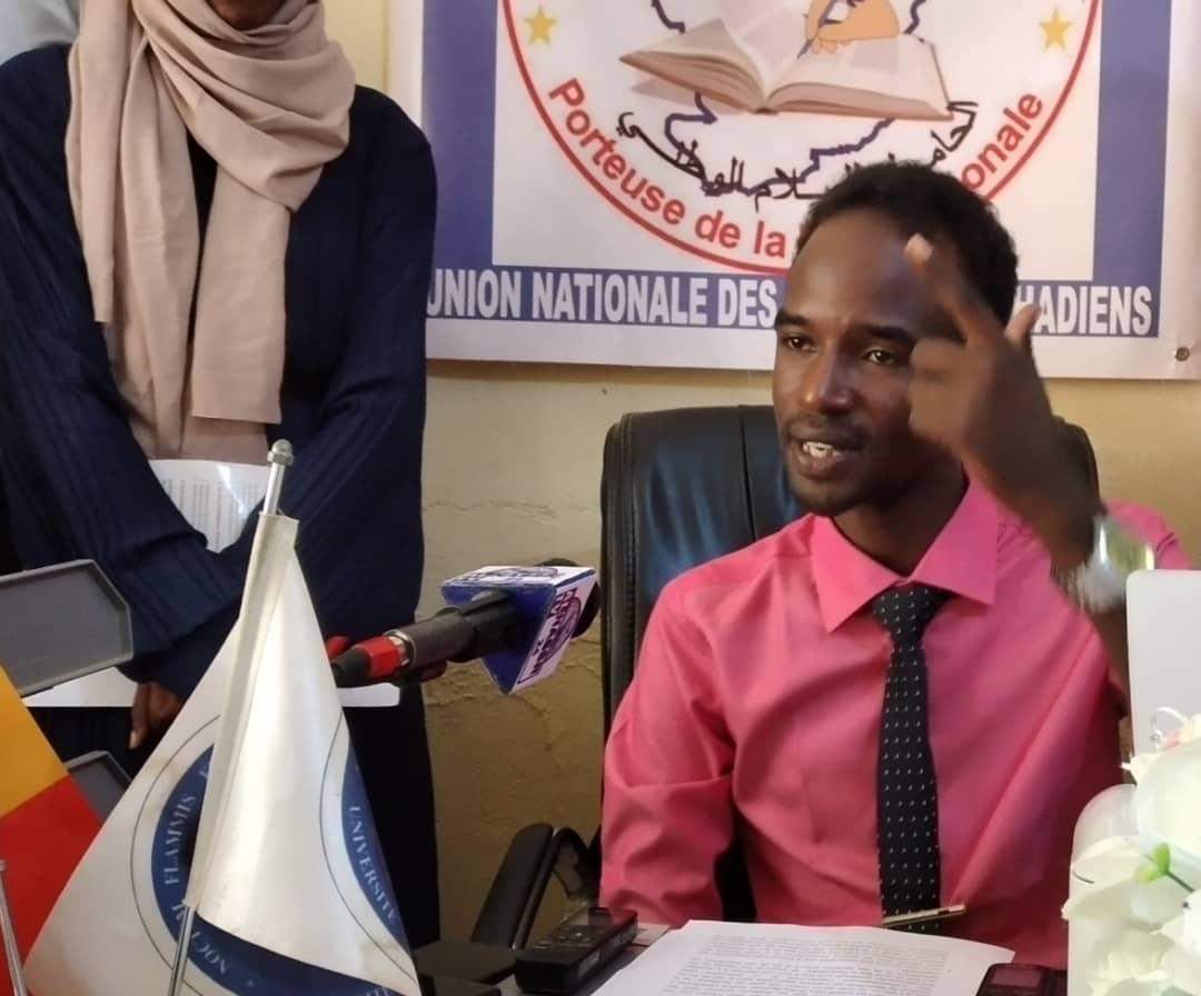 Tchad : l'UNET de Ndjamena dénonce les mauvaises conditions d'études