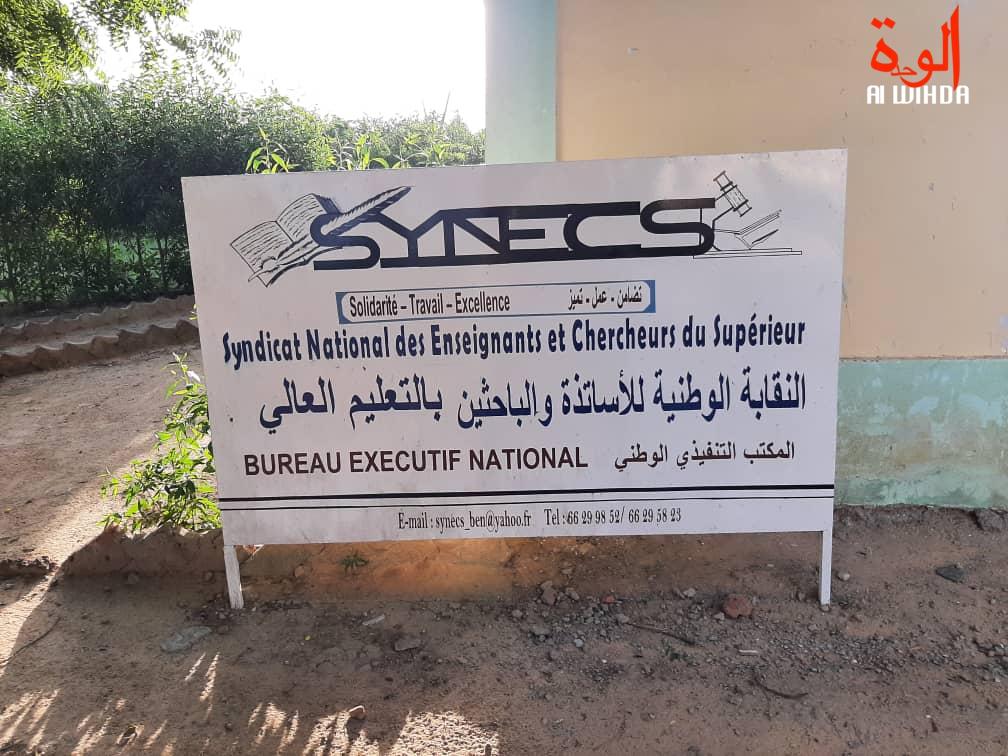 Tchad : le SYNECS annonce une grève d'avertissement d'une semaine