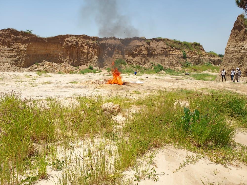 Tchad : la police nationale se réjouit de la baisse de l'insécurité dans le pays