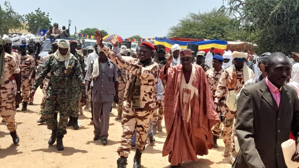 Tchad : le gouverneur du Batha poursuit sa mission de terrain auprès de la population