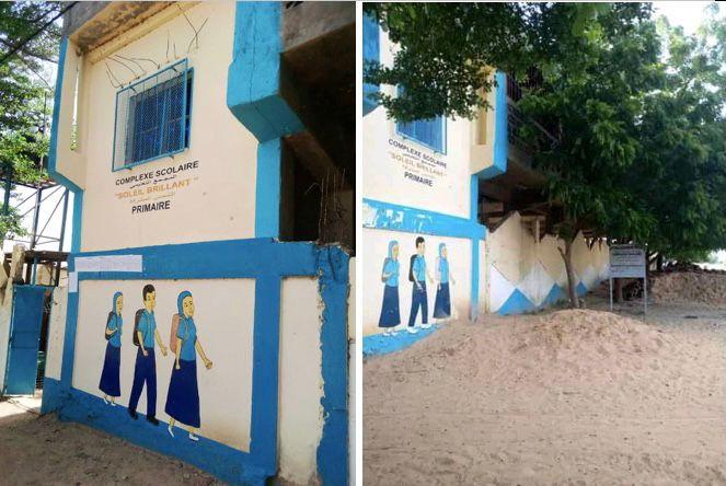 """Tchad : Le complexe scolaire """"Soleil Brillant"""" ouvre les inscriptions et réinscriptions pour une rentrée au 1er octobre 2021"""