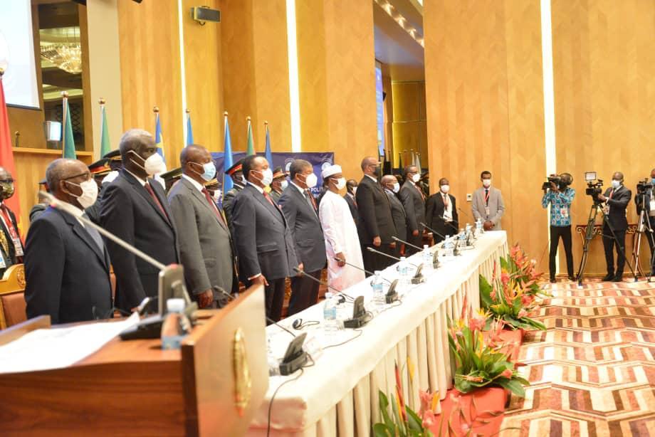 Crise en RCA : le Tchad a pris part au sommet de la CIRGL