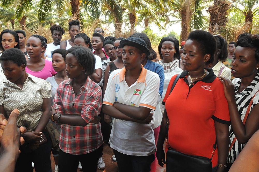 Burundi : les jeunes et femmes au cœur de la promotion de l'entrepreneuriat