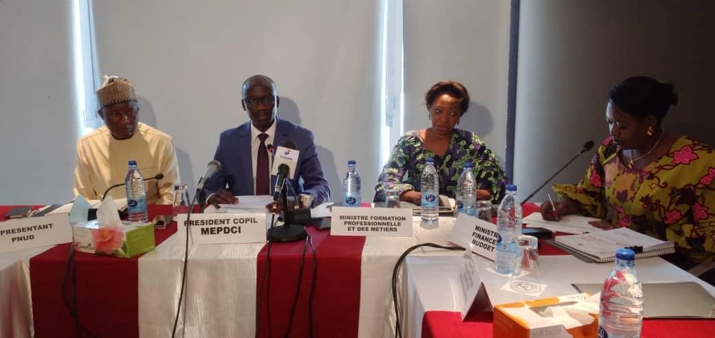 Tchad : les autorités évaluent le programme d'appui au développement local