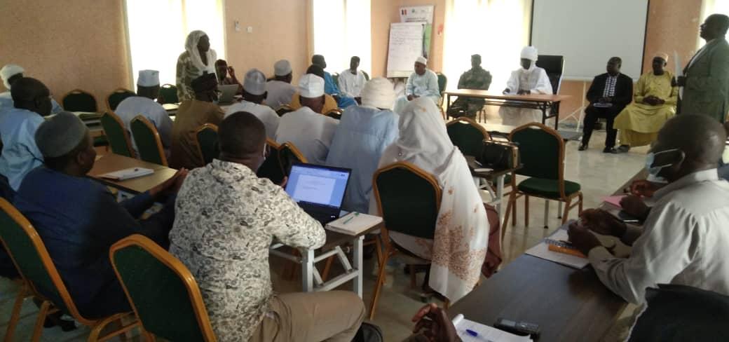 Tchad : le comité provincial d'action du Guera évalue les actions départementales