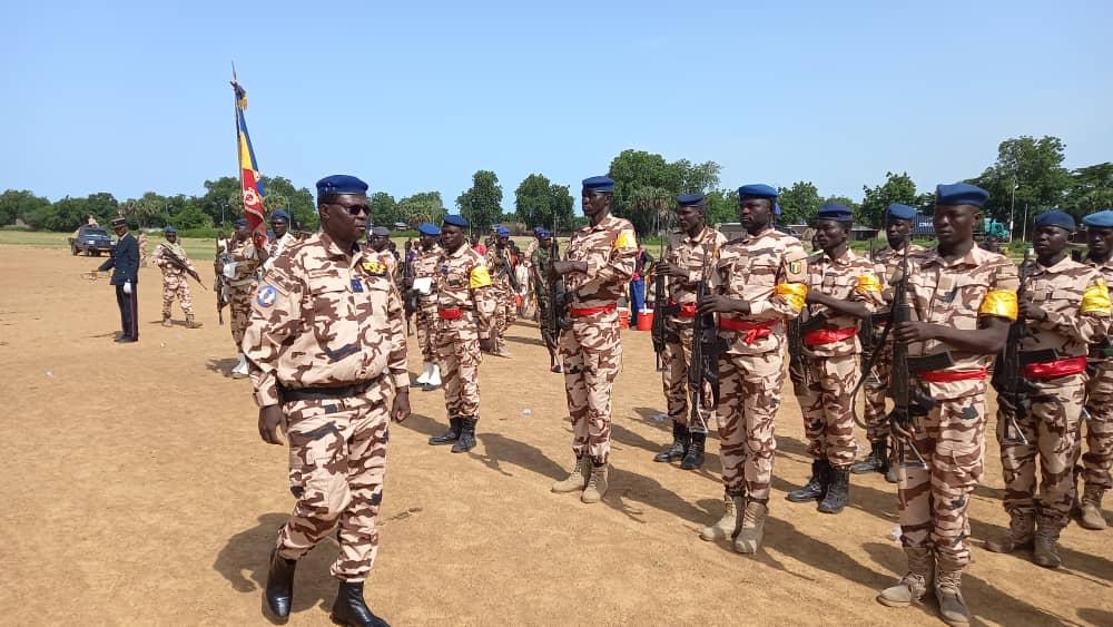 Tchad : en province, le DG de la gendarmerie donne des consignes sécuritaires