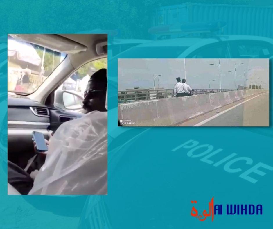 Tchad : le policier corrompu filmé dans une vidéo a été arrêté