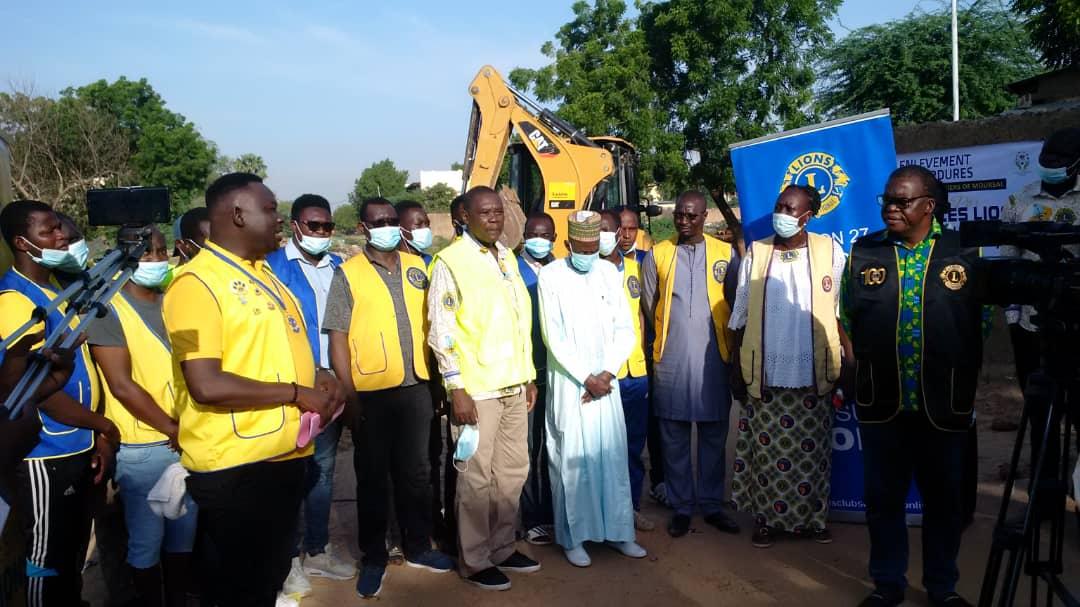 Tchad : Lions Club contribue à la protection de l'environnement et la lutte contre le paludisme
