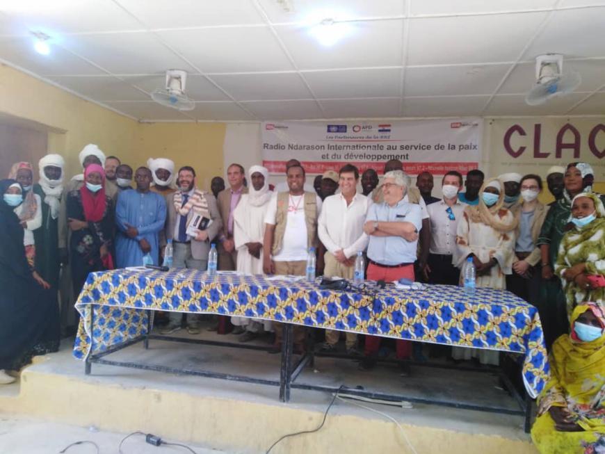 Tchad : implantation d'une nouvelle station radio à Mao