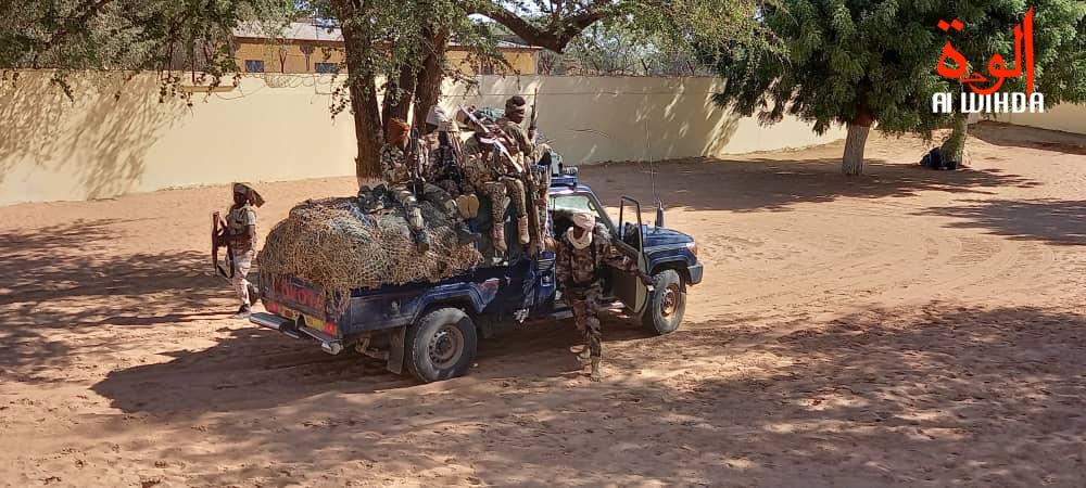 Tchad : le commandant de la légion de gendarmerie n°4 du Ouaddaï remplacé
