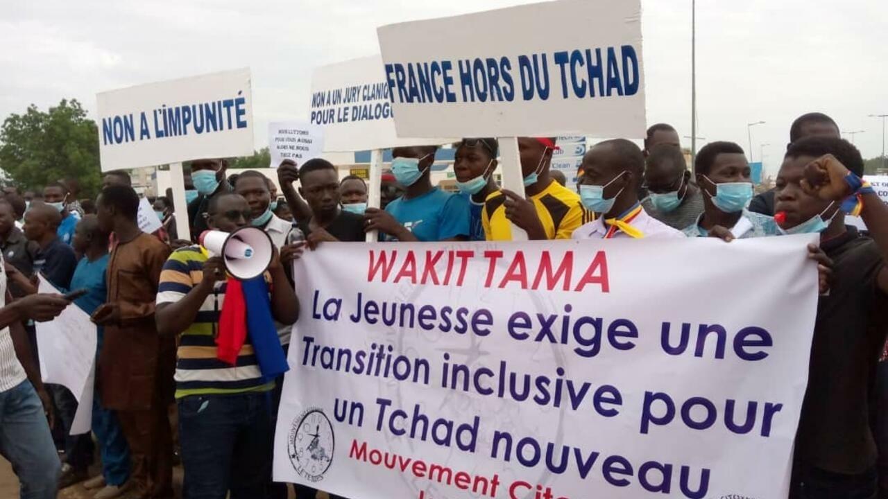 Tchad : la marche du Wakit Tamma reportée au 2 octobre