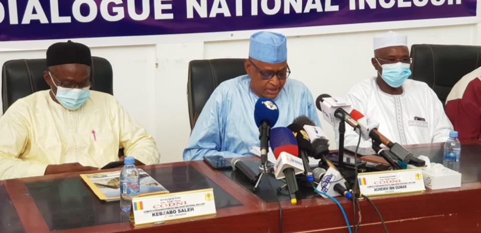 Tchad : le comité d'organisation du dialogue dévoile son chronogramme