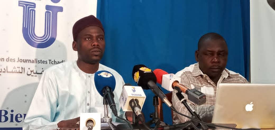 Tchad : l'UJT inquiète de l'exclusion des professionnels des médias de la transition