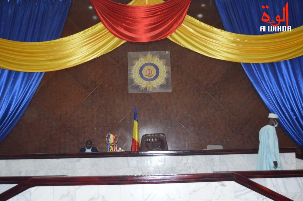 Tchad : l'Assemblée nationale clôturera ce mercredi la troisième législature