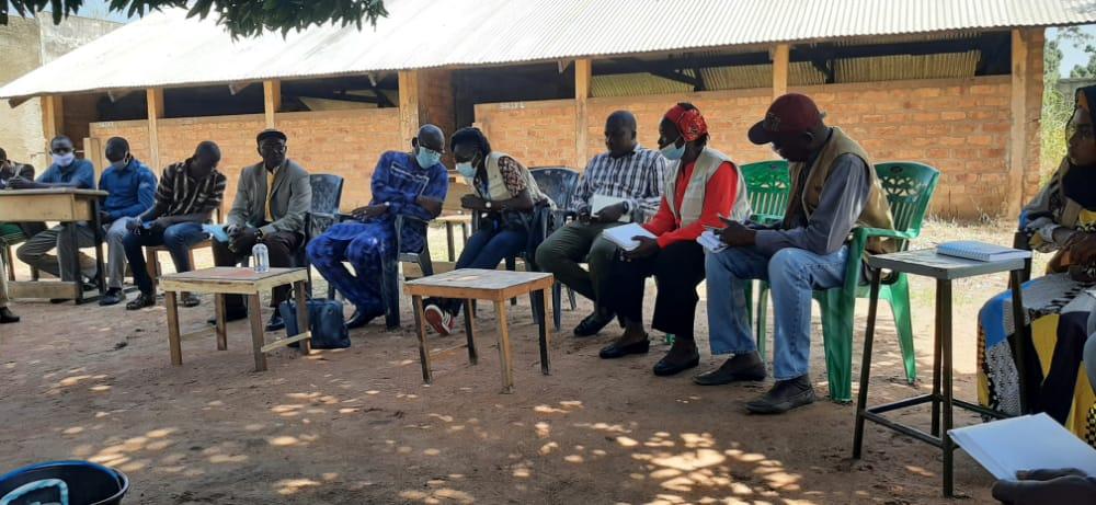 Tchad : À Laramanaye, une rentrée à l'école avec plus de sérénité