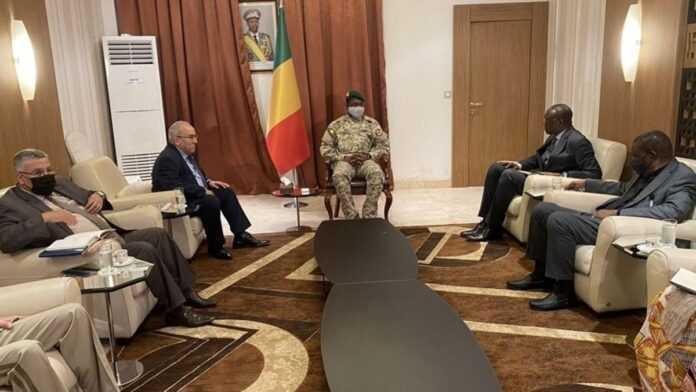 Mali : l'Algérie exprime sa solidarité à son voisin