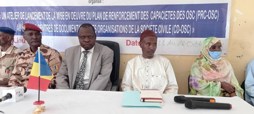 Tchad : le PASOC vise une société civile responsable et crédible au Borkou et Tibesti