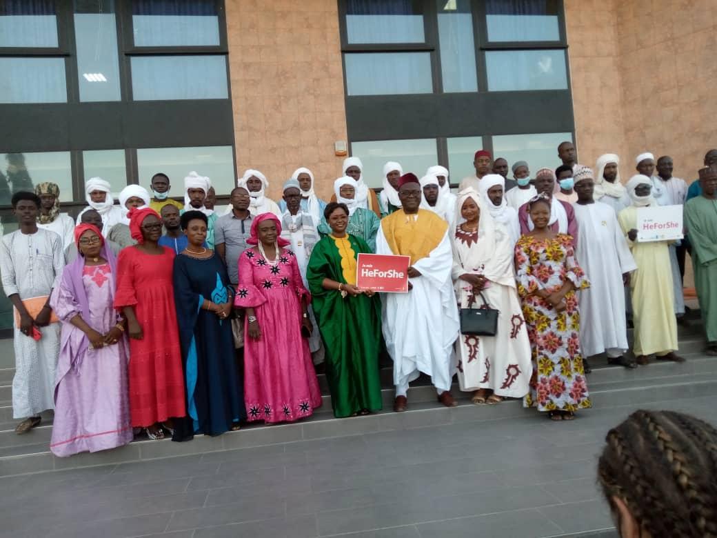Tchad : entretien entre ONU-Femmes et les leaders religieux et traditionnels