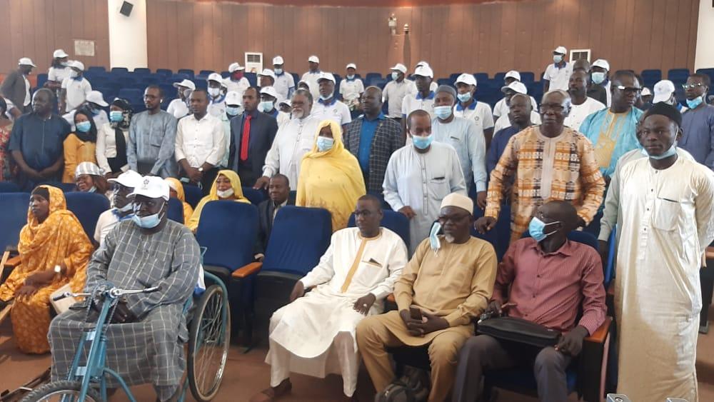 Tchad : l'ONAPE forme les personnes handicapées pour réduire le chômage