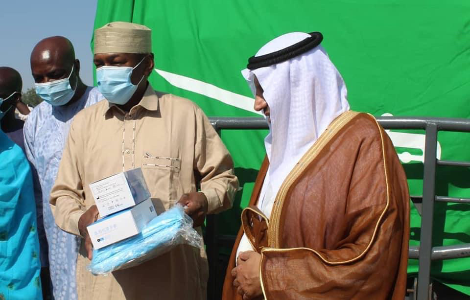 Tchad : l'ambassade d'Arabie saoudite remet un don médical de près d'un demi milliard FCFA