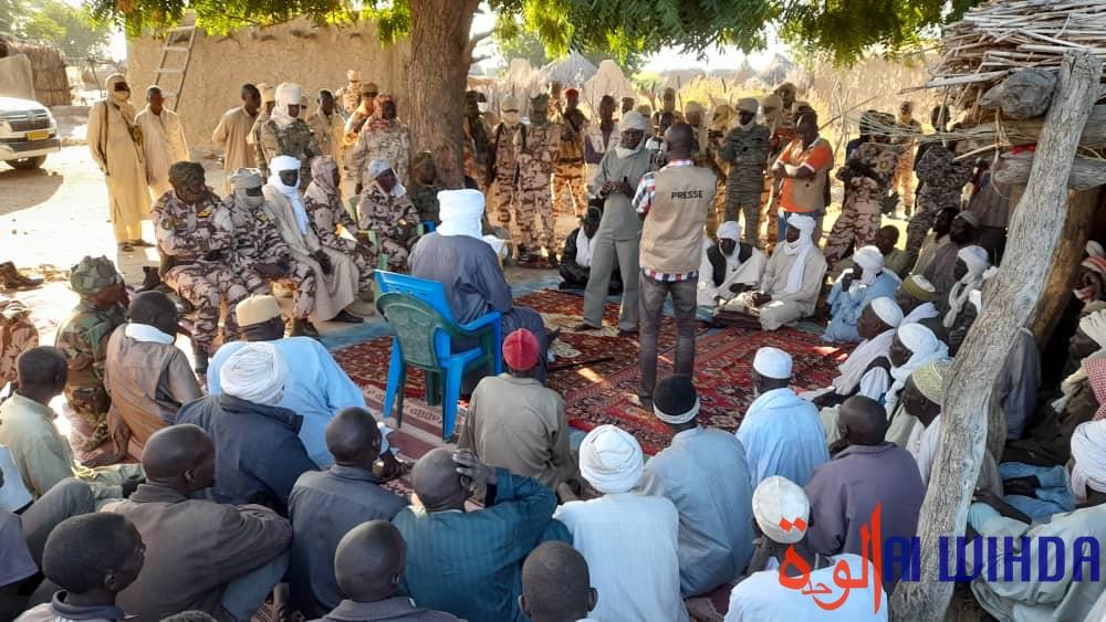 Tchad : deux communautés réconciliées au Batha après un conflit