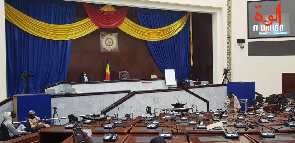 Tchad : le CNT prévoit un budget de 8,9 milliards Fcfa pour l'exercice 2021