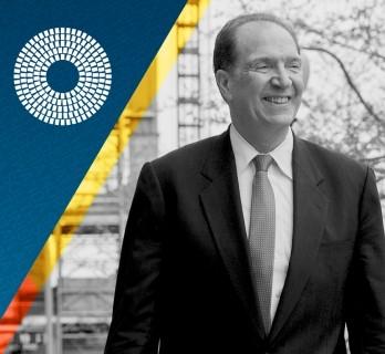 Le président de la Banque mondiale, David Walpass © Worldbank.org